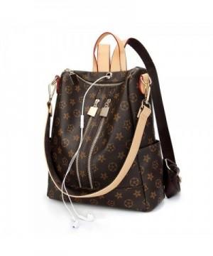 Designer Handbags Auner Backpack Shoulder