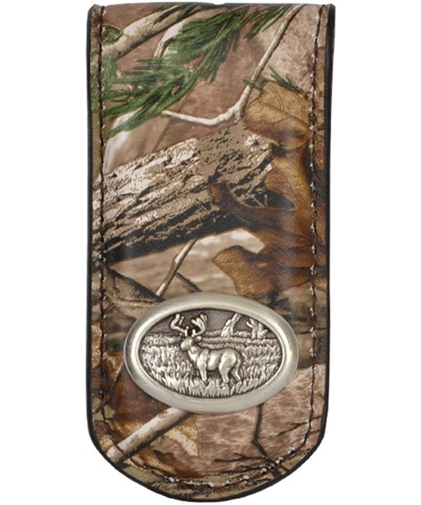 Badger Camo Outdoor Money Clip
