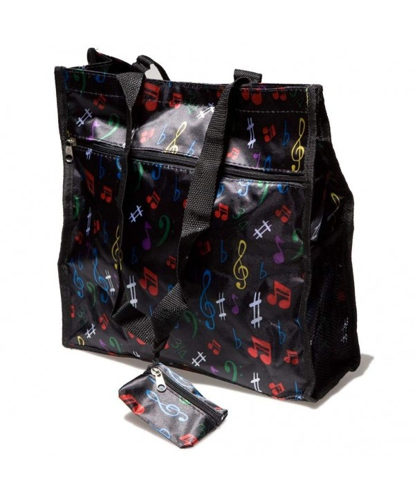 Designs Music Tote Bag