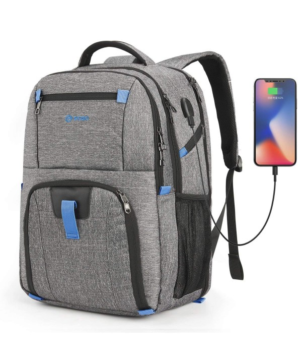 POSO Backpack Water resistant Multi compartment Alienware