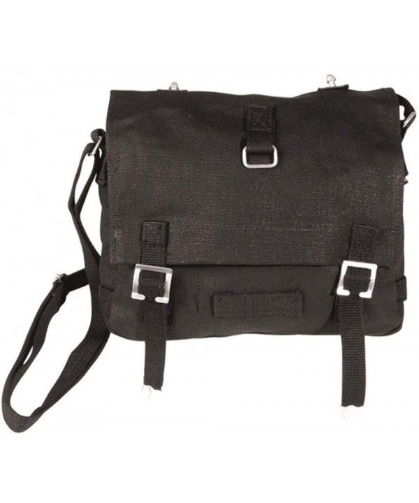 Mil Tec Shoulder Bread Bag Black