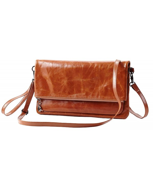 Genuine Leather Shoulder Handbag Messenger