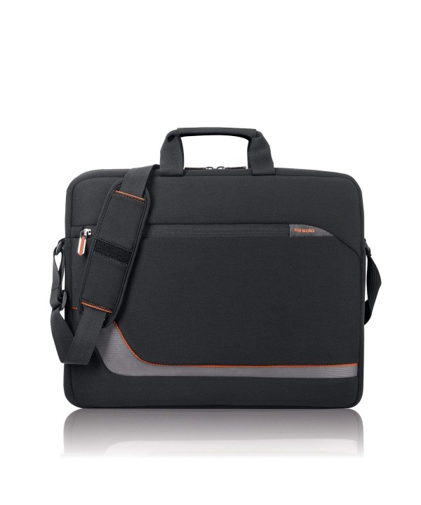 Solo Urban Laptop Brief Black