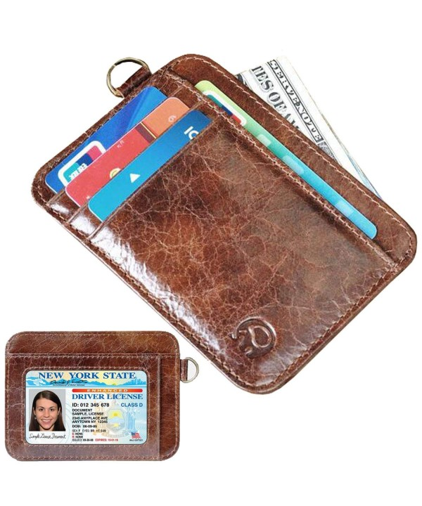 Wallet Women Genuine Leather Credit
