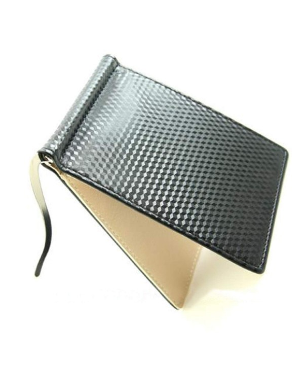 Excuve Luxury Carbon Fabric Wallet