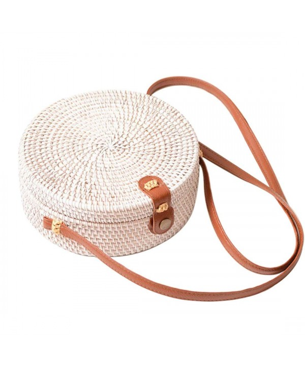 Crossbody Vintage Handwoven Shoulder Interlocking
