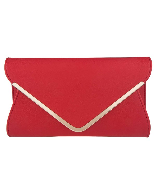Bagood Envelope Clutches Handbags Shoulder