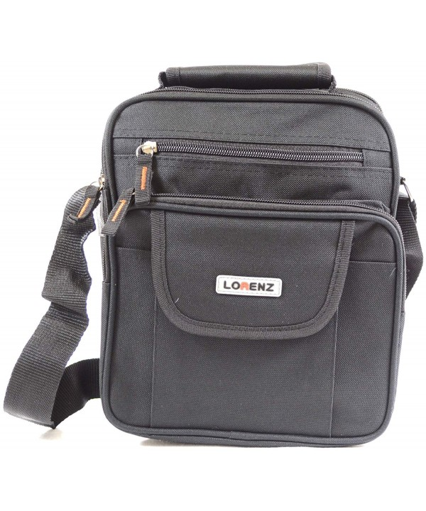 Canvas Mutli Functional Shoulder Messenger Flight