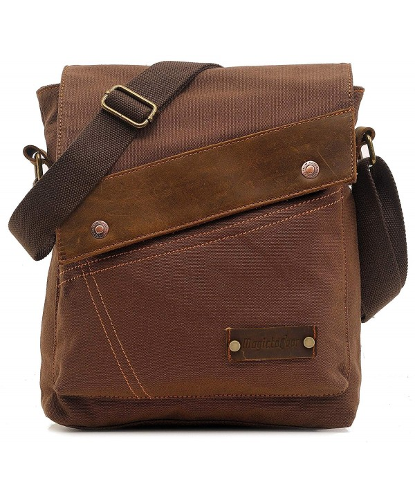 Messenger Shoulder Portfolio Crossbody Magictodoor