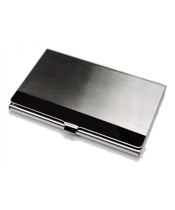 Business Name Holder Stainless Steel