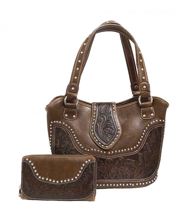 Montana West Concealed Genuine Leather