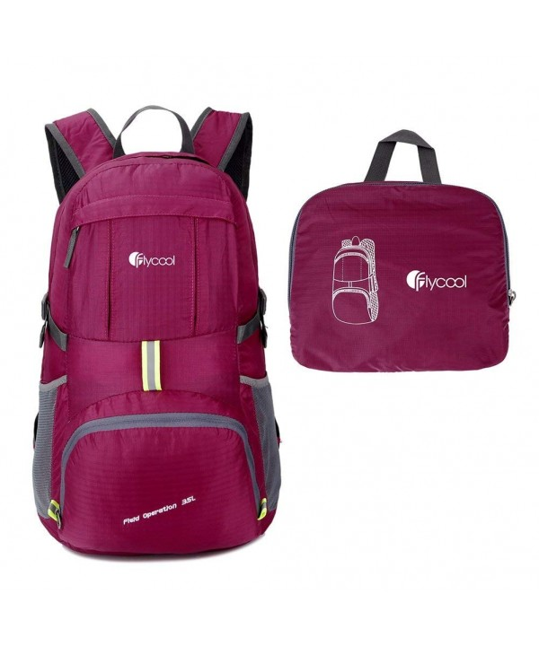 FLYCOOL Lightweight Foldable Waterproof Backpack