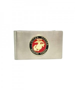US Marines Money Clip Cutters
