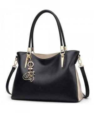 FOXER Handbag Leather Shoulder Handle