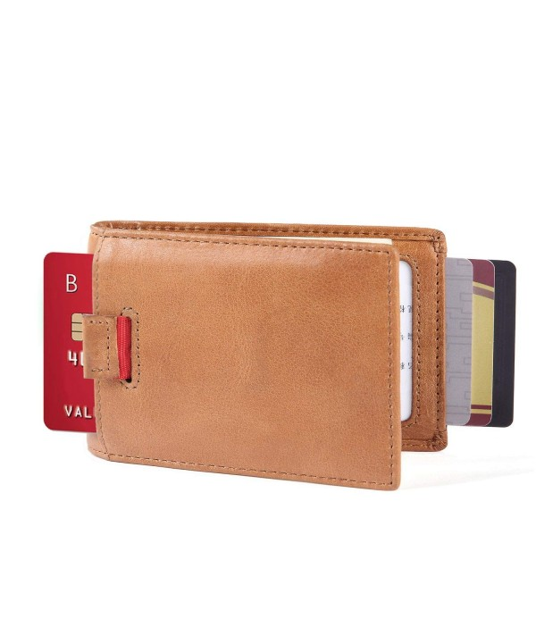 iPulse Minimalist Protection Handmade Billfold