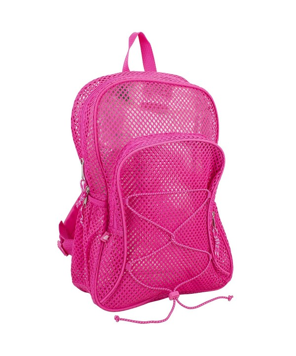Eastsport Bungee Backpack Padded Shoulder