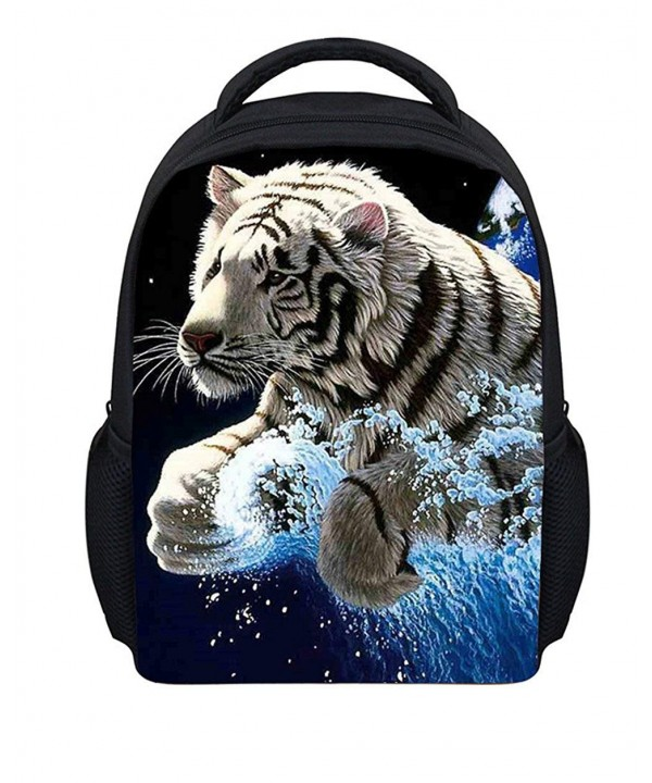 Collect Beauty Tiger Backpack Toddler