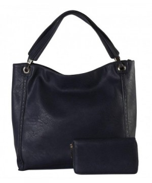 Rimen Leather Accented Handbag SD 3619