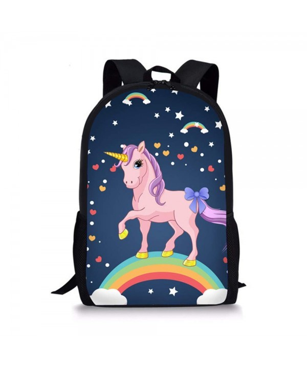 Stylish Colorful Lightweight Backpack Bookbag