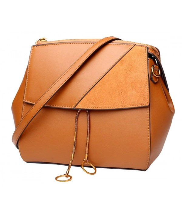 Womens Leather Handbags Shoulder Designer