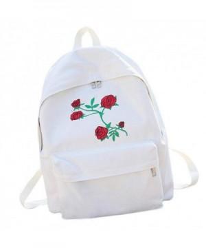 Hemlock Travel Backpacks Embroidery School