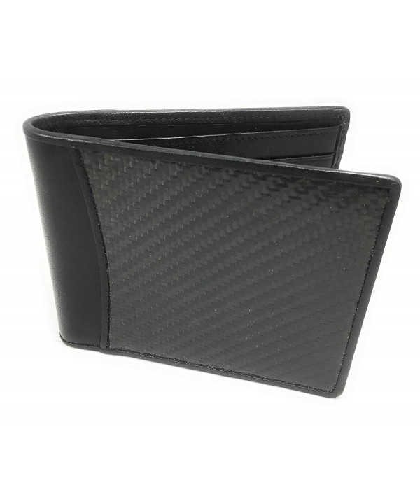 Namotu Carbon Wallet Blocking Leather