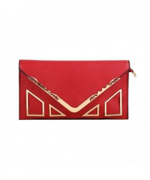 Sookiay Womens Envelope Removable Wristlet