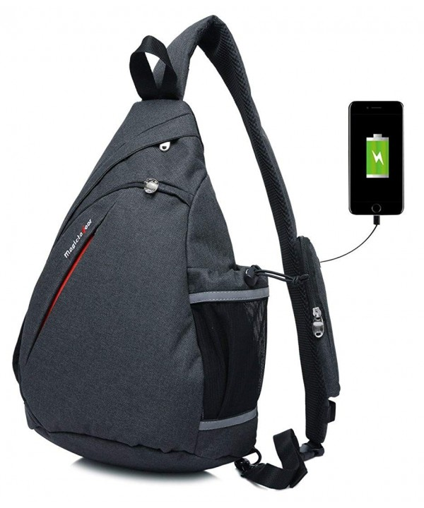 Shoulder Backpack Crossbody Multipurpose Bagtrip