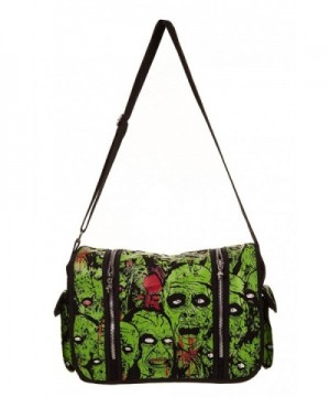 Banned My Generation Bag Green