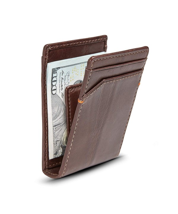 Co Jack Magnetic Wallet Money Wallet Bifold