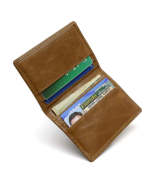 RFID Wallet Slot Bifold Holder