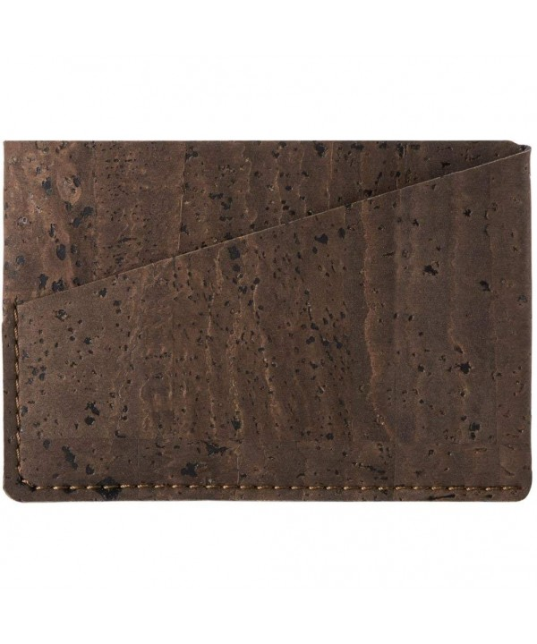 Corkor Minimalist Holder Wallet Non Leather