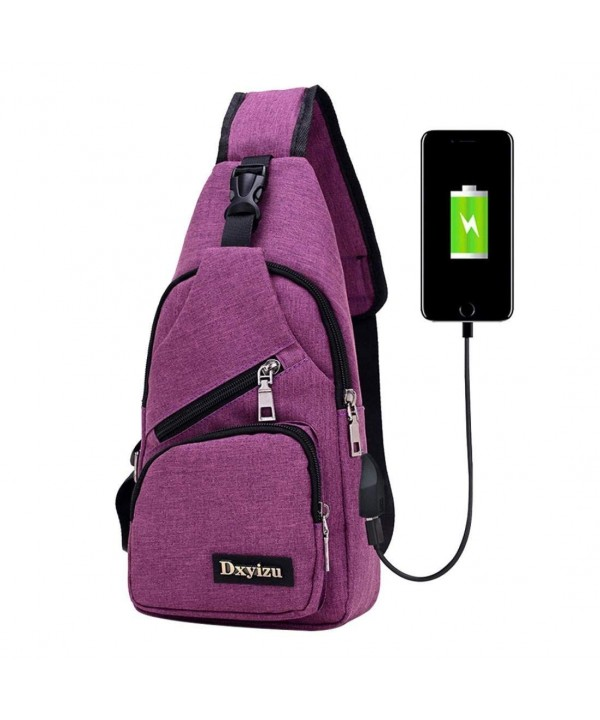 Ltrotted Unbalance Backpack Crossbody Shoulder