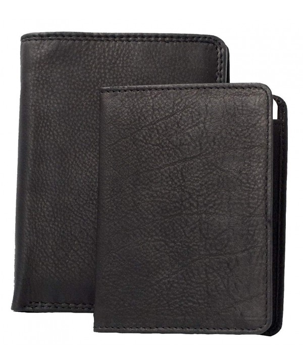 Quality Genuine Leather Wallet Removable