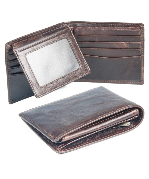 Cowhide Genuine Leather Holder Magnetic