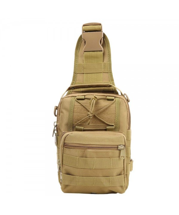 TOPQSC Shoulder Tactical Crossbody Multipurpose
