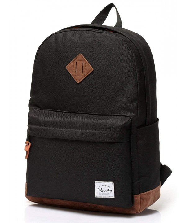 Vaschy Unisex Classic Resistant Backpack