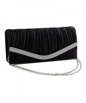 Evening Clutch Crystal Envelope Wedding