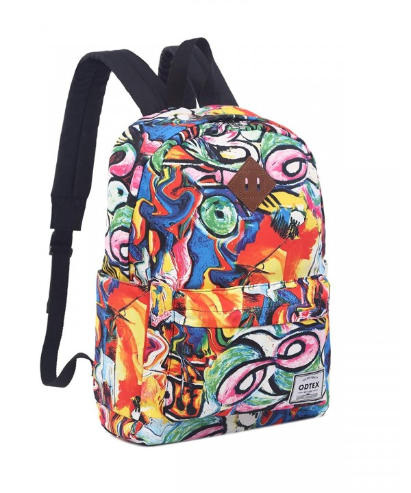 ODTEX Backpack Laptop Tablet Graffiti