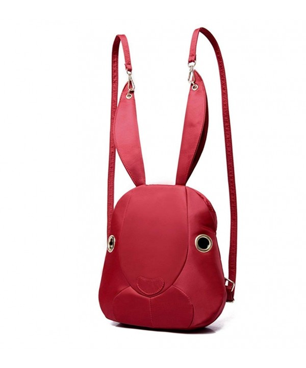Rabbit backpack Korean shoulder disabilities