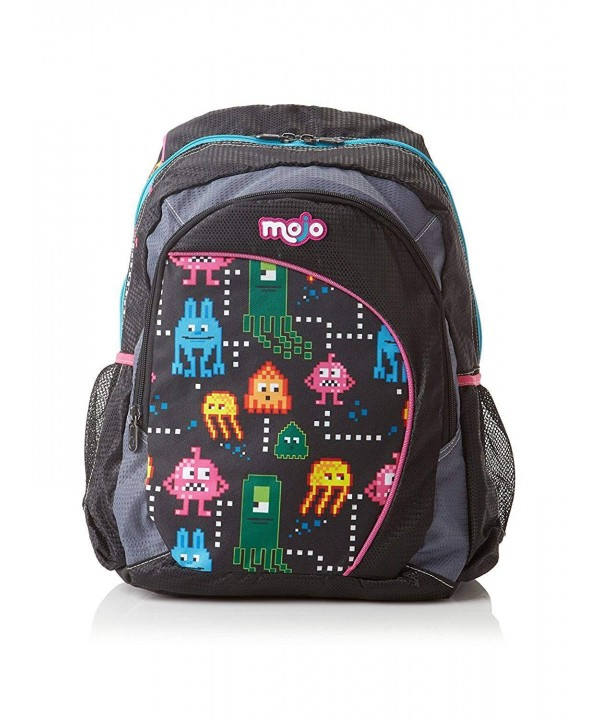 Mojo Digital Backpack Multi Black
