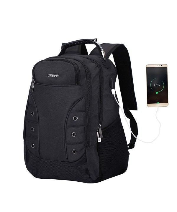 Kings Business Capacity Backpack Charging