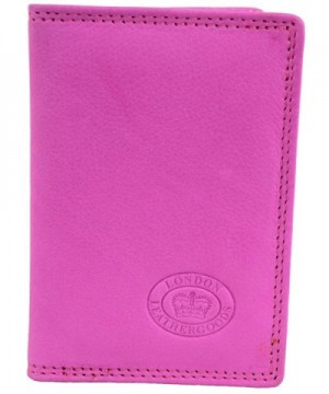 Ladies Leather Credit Holder Travel