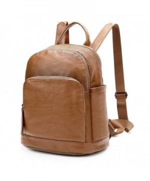 Glynee Multi pocket Backpack Students Schoolbag