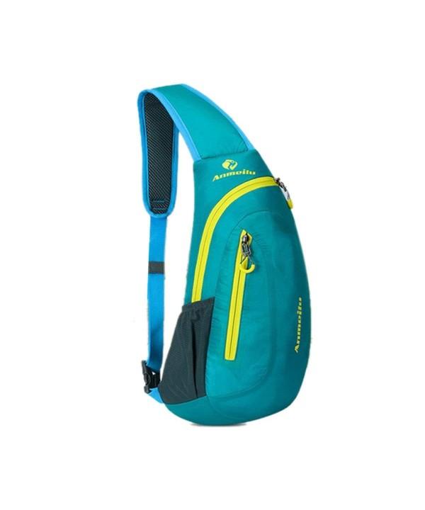 ANMEILU Waterproof Climbing Backpack Shoulder