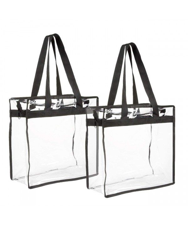2 Pack Transparent Bag Stadium Approved