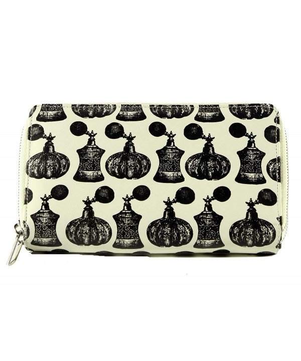 Folter Perfume Bottle Clutch Wallet
