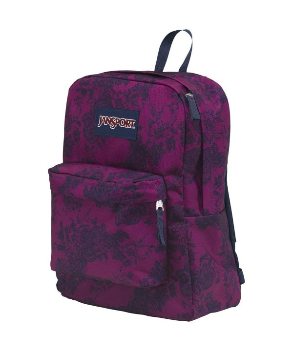 JanSport Superbreak Backpack Moonshine Vintage