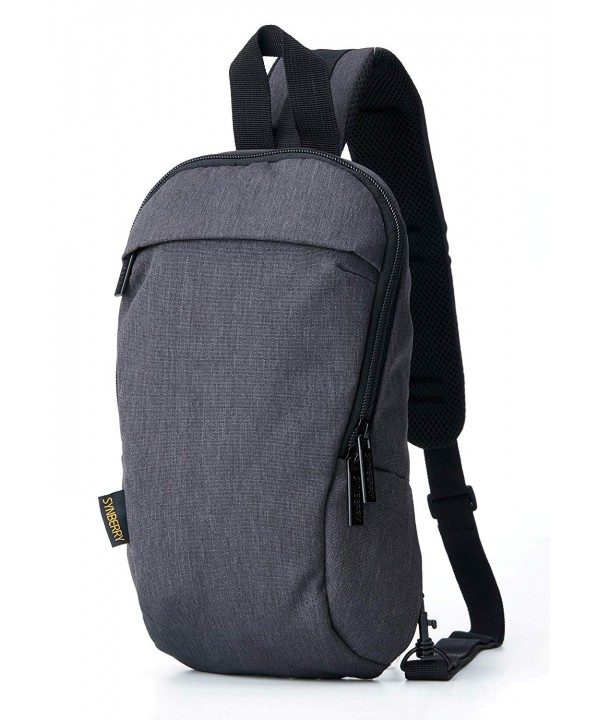 Synberry Messenger Shoulder Backpack Rucksack
