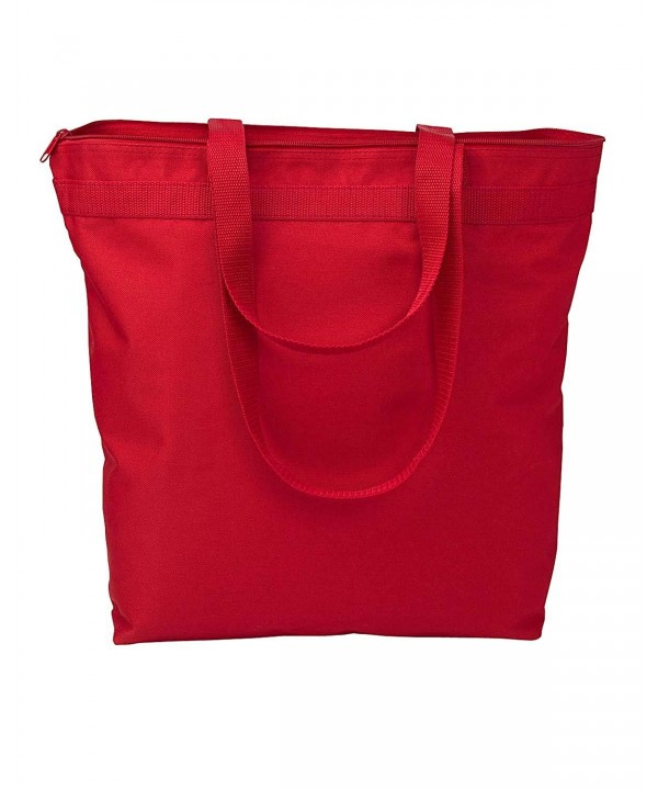 Melody Large Tote RED OS